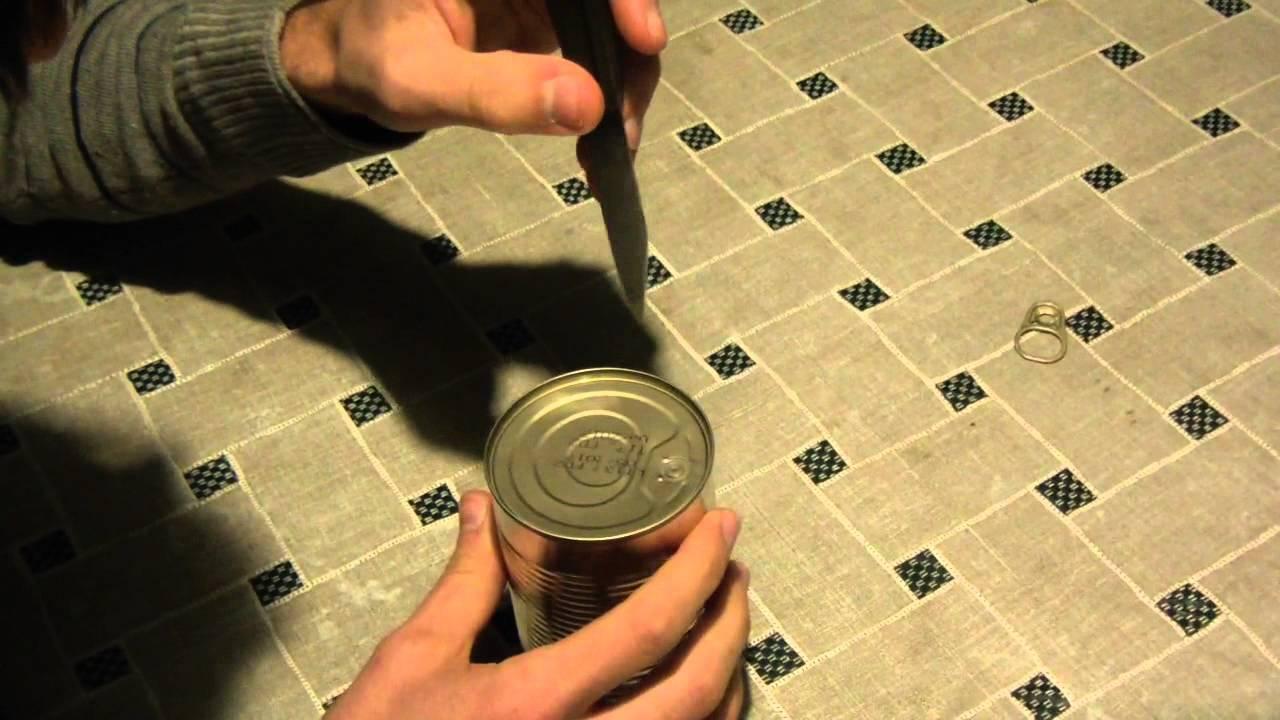 Come aprire velocemente un barattolo sigillato