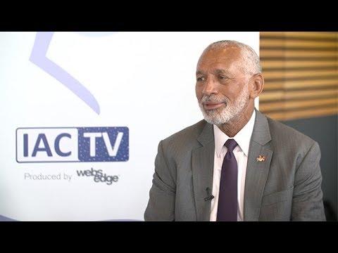 Interview, Charles Bolden, Former Administrator of NASA - IAC 2017