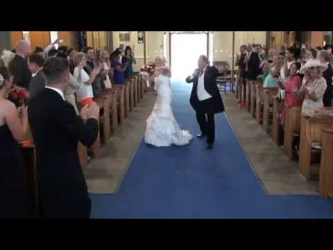 Best Wedding Entrance Dance Ever!