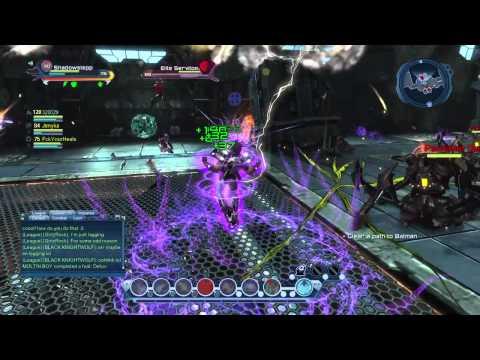 DC Universe Online Mental Gameplay