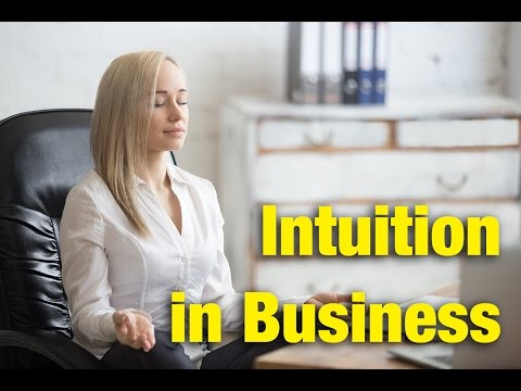 Intuition and Business