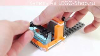 ЛЕГО 60036 - Арктический базовый лагерь|LEGO City Арктика