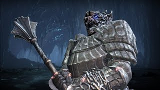 Dark Souls 3 PvP - Unstoppable Tank of Absolute Annihilation