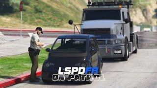 LSPDFR - Day 311 - College Parking Enforcement
