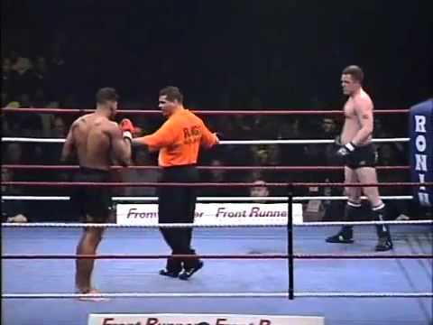 Alistair Overeem vs Chris Watts