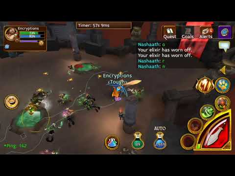 Arcane Legends Fastest Way Possible To Get PvE Kills.