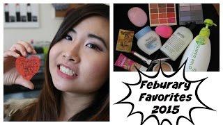 February Favorites 2015 [Stila, Lorac, maybelline....]
