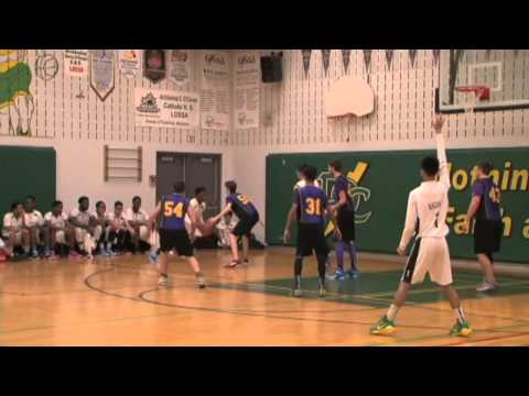 """LOSSA """"AA"""" Final THE DO'C Chargers vs Henry Street"""