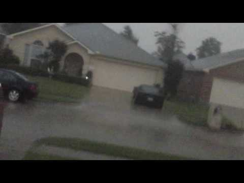 Severe Thunderstorm knocks power out