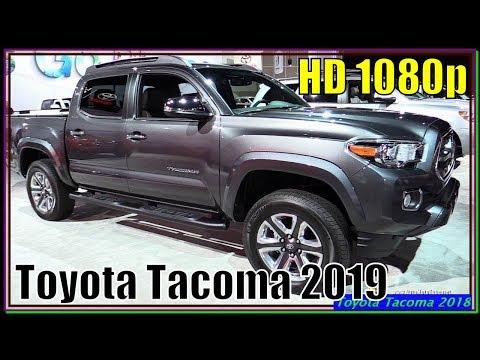 Toyota Tacoma 2019 | New 2019 Toyota Tacoma Review