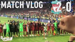 Liverpool 2-0 Spurs | Champions League Final Vlog