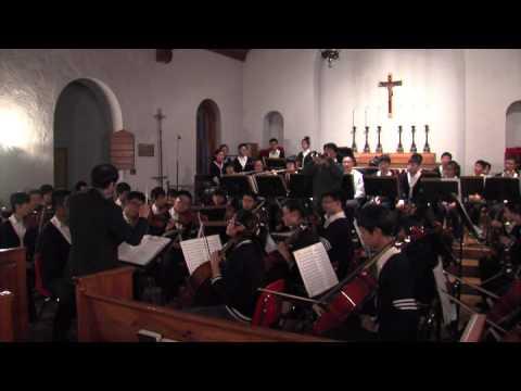 South Kent hosts the Shanghai Nanyang Model High School Symphony Orchestra
