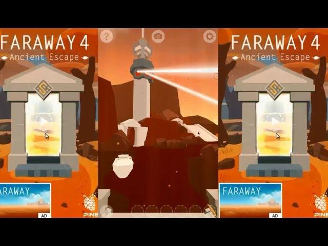 Faraway 4 Ancient Escape Walkthrough All Levels