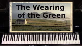 Irish Folksong / Keveren : The Wearing of the Green