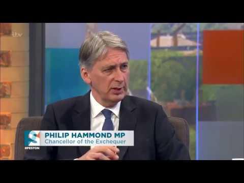 Philip Hammond Full Interview - Peston on Sunday June 18th 2017