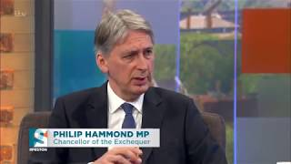 Philip Hammond Full Interview - Peston on Sunday June 18th 2017