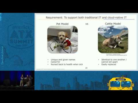 OpenStack Operation Under a Multi-Tenant and Multi-Customer Publ