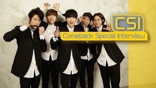 CSI: B1A4(비원에이포)_Lonely(없구나) [ENG/JPN/CHN SUB]