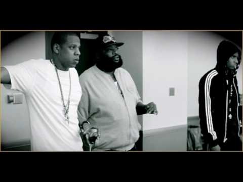 Rick Ross featuring Jay-Z - Free Mason
