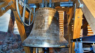 Wald im Allgäu (D-OAL) Die neuen Glocken von St.Nikolaus