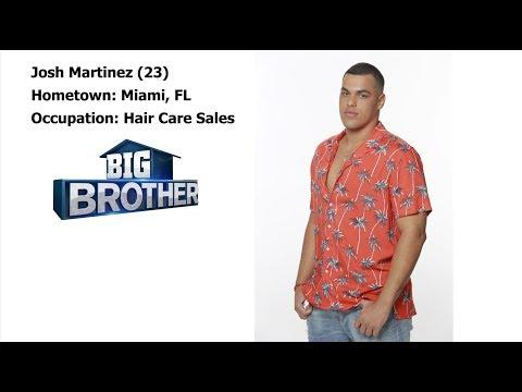 K-FROG Big Brother 19 Interview: Josh