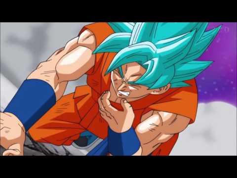 Dragon Ball Super Amv - Goku vs. Hit Logic- On The Low