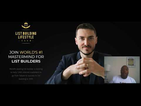 List Building LifeStyle Club [ Igor Kheifet's Mastermind To Help Internet Marketers]