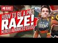 Valorant: How to Be a Pro RAZE! - Mendo Advanced Guide