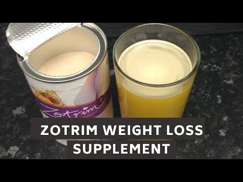 Zotrim Weight Loss Review - Best Herbal Appetite Suppressant Supplement