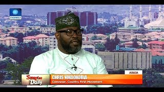 2019 Elections: Buhari Is The Most Defeatable President - Presidential Aspirant  Sunrise Daily 