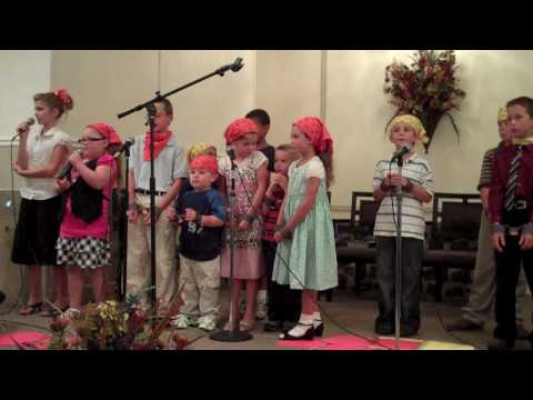 Apostolic Pentecostal Church Aftershock kidz