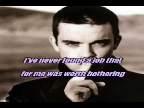 Make Me Pure Robbie Williams KARAOKE