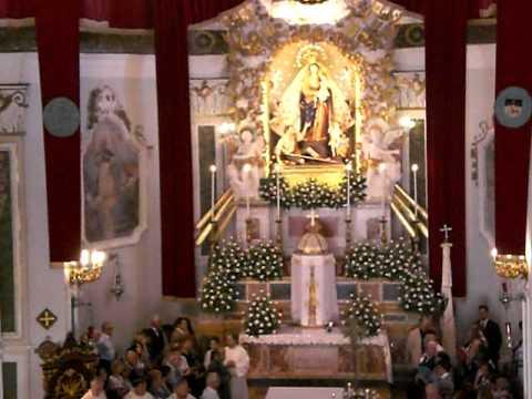 Kyrie e Gloria -Giovanni Geraci- Schola Cantorum Madonna dei Miracoli - Mussomeli 8-9-2011