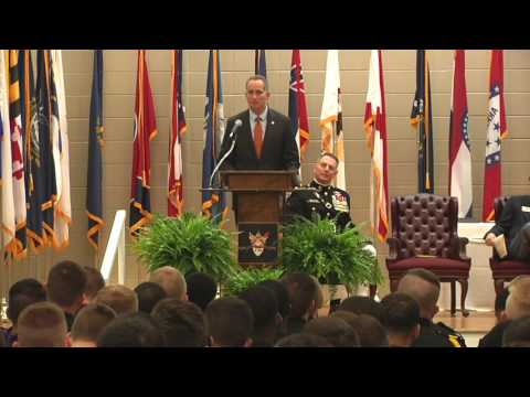 Stuart Parker, USAA CEO, MMI Commencement Speech 2016