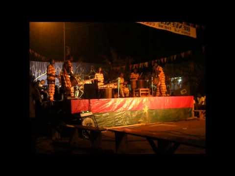 Getting Djigui With It - Burkina Faso 2014