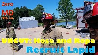 Hose and Rope Bail (Recruit Lapid) | UNCUT
