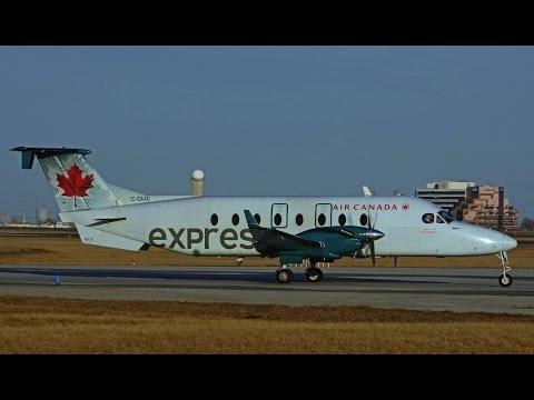 Toronto (YYZ) - Sarnia (YZR), Air Canada Express Operated By Air Georgian, Jan 2016