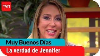 Jennifer Warner cuenta la verdad sobre su salida de la TV | Muy buenos días