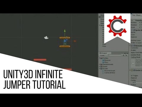 Unity3D Infinite Jumper Tutorial