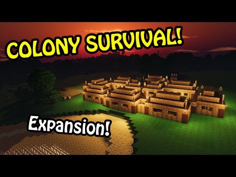 DEATH IS EVERYWHERE! - Colony Survival Gameplay | Colony Survival Castles #5