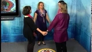 Danças Circulares Sagradas - Aula 4: Escravos de Jô
