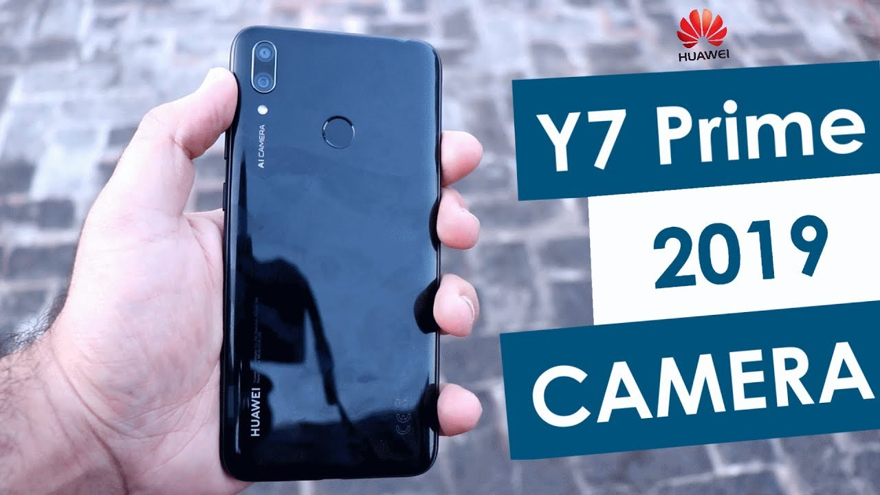Huawei Y7 Prime 2019 Camera Review! KAMAL HO GYA - YouTube