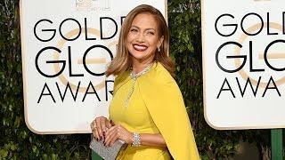 Jennifer Lopez Fashion Recap 2016 Golden Globes