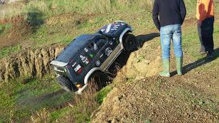 "TERIOS AND RENEGADE OFFROAD IN PISTA ""LA TANA"""