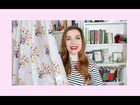Fabric Haul & Sewing Plans!