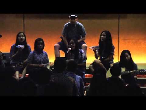 Musikalisasi Puisi Kelas 9 SMPK Tunas Bangsa Christian School Gading Serpong - Bahasa Langit