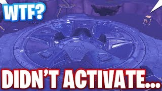 Giochi epici incasinato AGAIN a Fortnite... (evento BUGGED unvault)