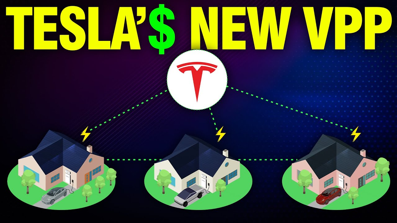 Tesla's New Virtual Power Worth More Than its Auto Business? | In Depth