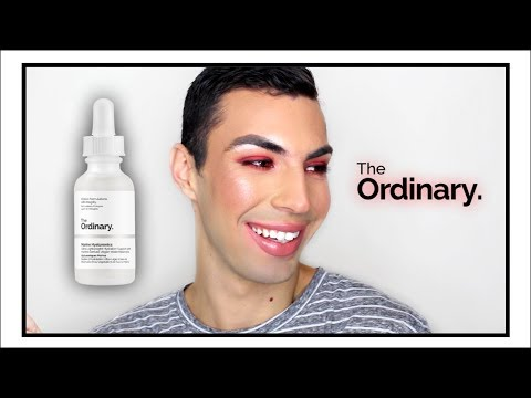 The Ordinary - MARINE HYALURONICS (6 MONTH UPDATE)