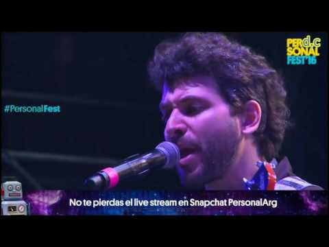 Andres calamaro  Personal Fest 16